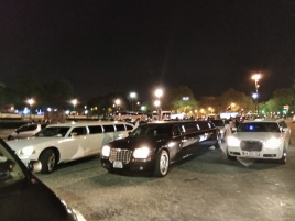 Paris by Night in Limos