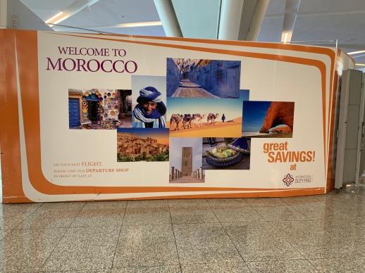 Marrakech Menara AIrport