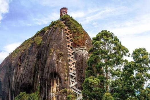 The Rock, in Guatape