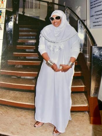 Kat StThomas Nazim