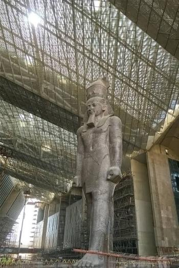 Grand Museum of Cairo Opening in 2020