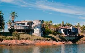 Pablo Escobar's Spot In Guatape