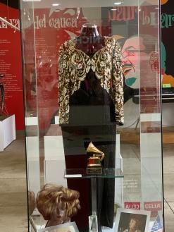 Celia Cruz Memorabilia