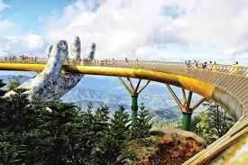 Hand of God Bridge, Vietnam